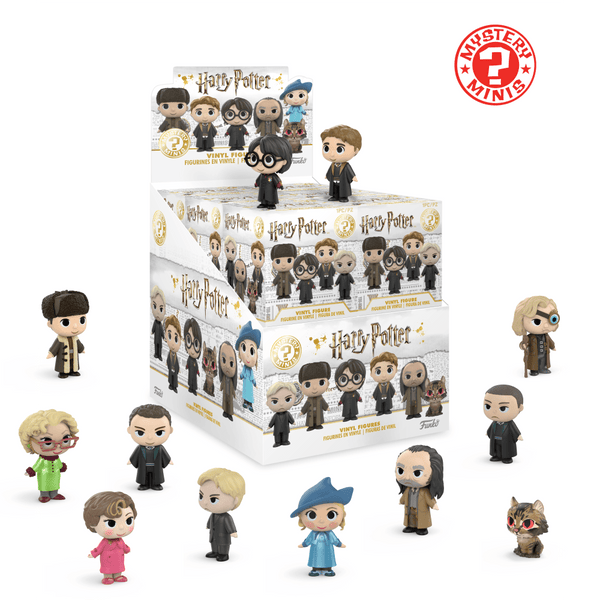 Mystery Mini: Harry Potter S3 - 12 PC PDQ - Fandom