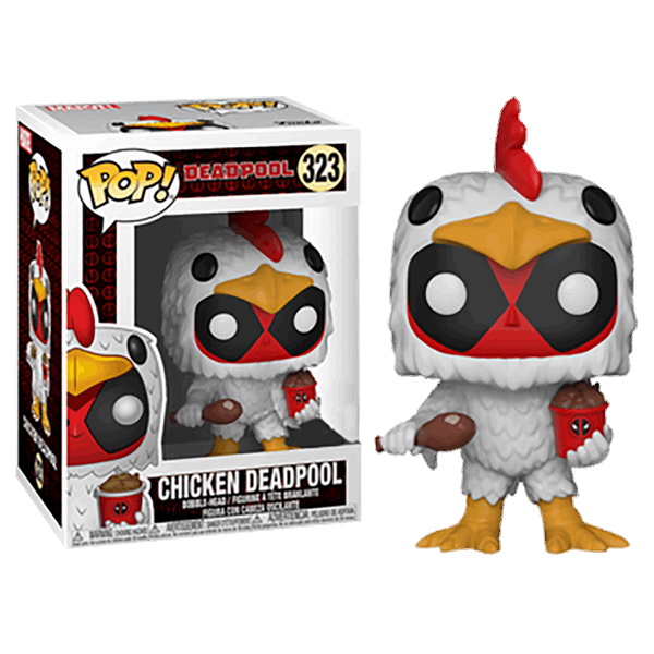 POP Marvel: Deadpool Playtime-Deadpool ChickenSuit (Exc) - Fandom