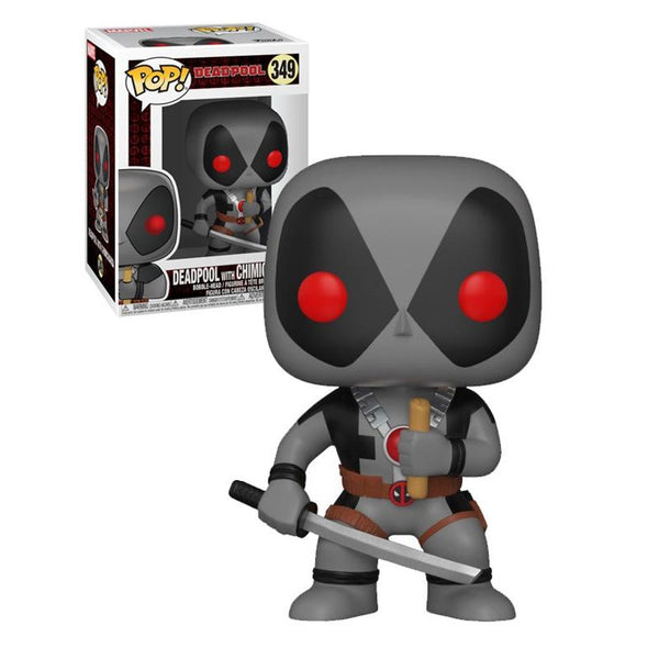 POP Marvel: Deadpool Playtime - Deadpool (Exc) - Fandom