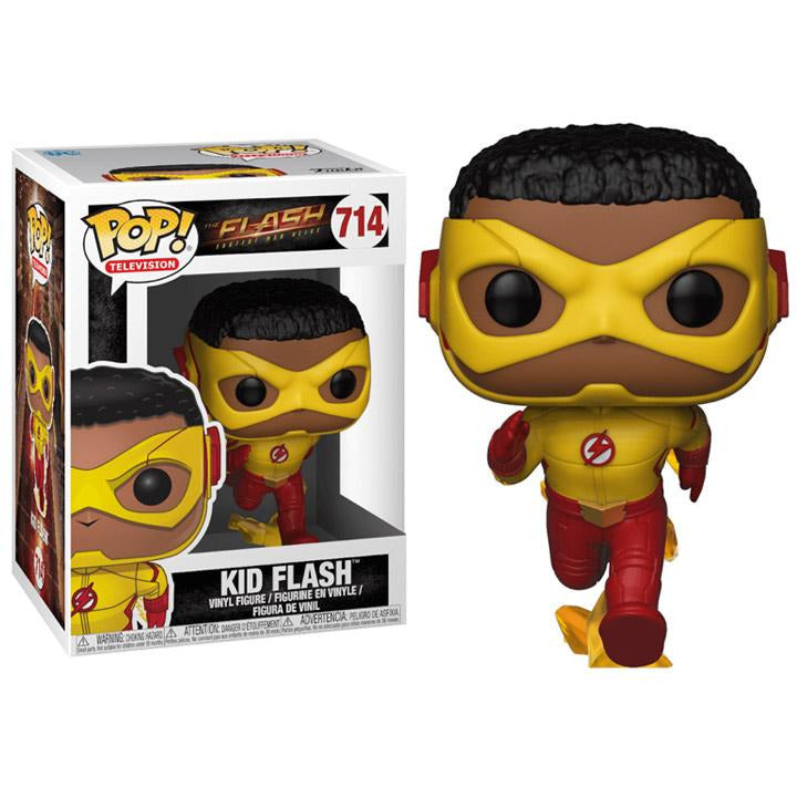 POP TV: The Flash - Kid Flash - Fandom