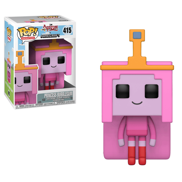 POP TV: Adventure Time/Minecraft S1 - Princess Bubblegum - Fandom