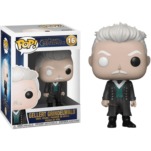 POP Movies: Fantastic Beasts 2 - Grindelwald - Fandom