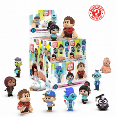 Mystery Minis: Wreck-It Ralph 2 - 12PC PDQ - Fandom
