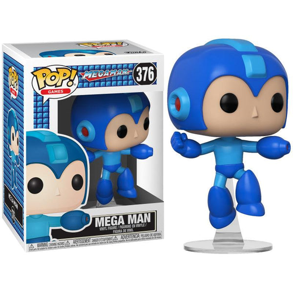 Pop Games: Megaman - Megaman (Jumping) - Fandom