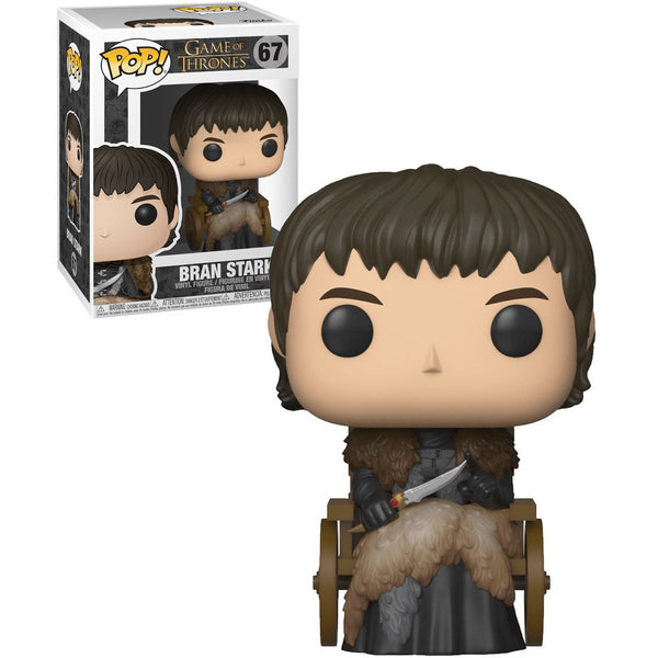 POP TV: GOT S9 - Bran Stark - Fandom