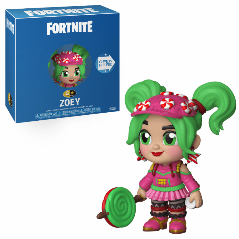 5 Star: Fortnite - Zoey - Fandom