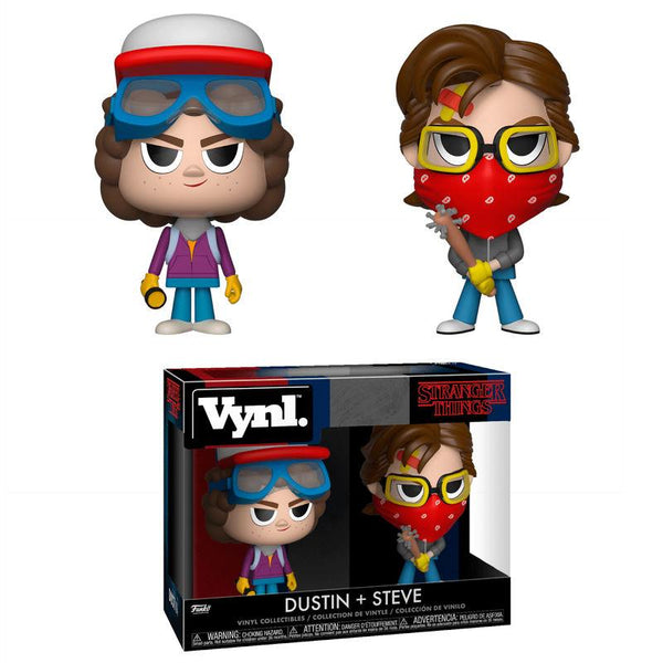 VYNL: Stranger Things-2PK-Steve&Dustin - Fandom