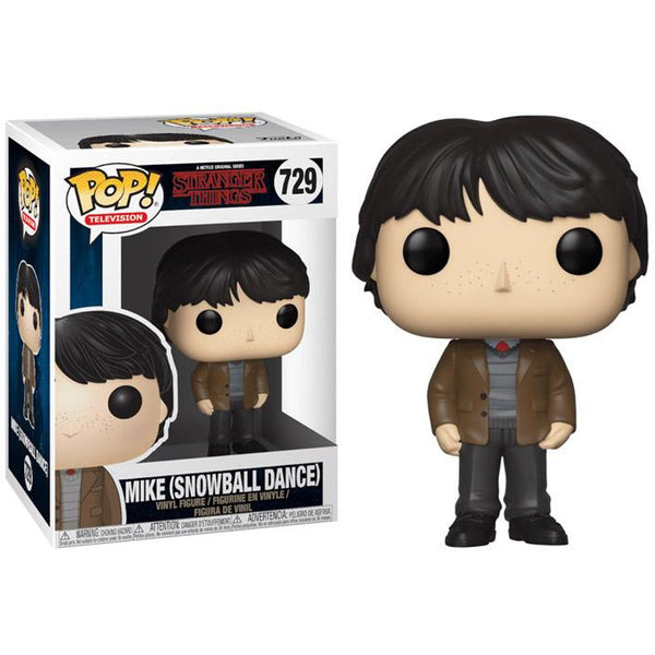 POP Television: Stranger Things - Mike at Dance - Fandom