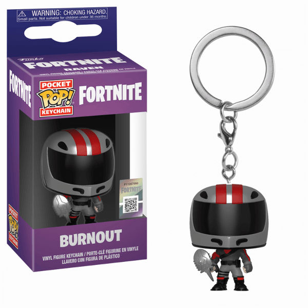 Pop Keychain: Fortnite S2 - Burnout - Fandom