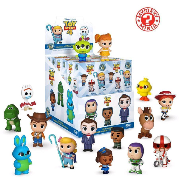 Mystery Mini : Toy Story 4 12 PC - PDQ - Fandom