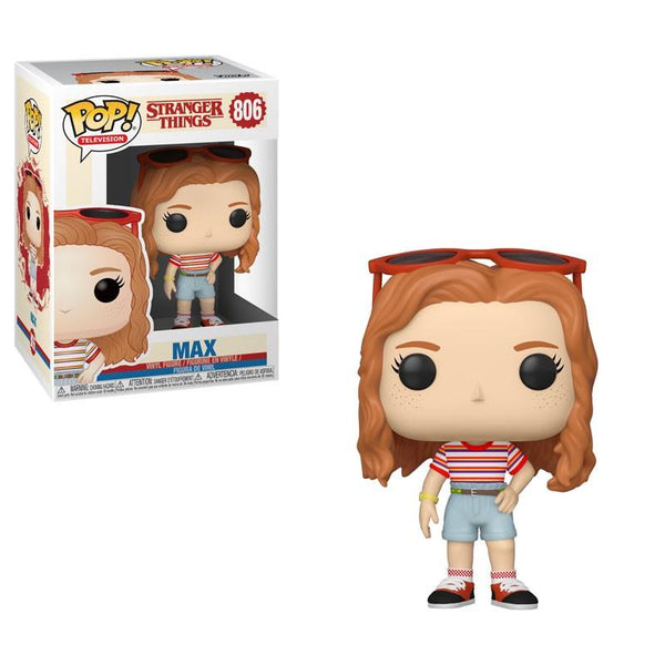 Pop Television: Stranger Things S3: Max w/ Mall Outfit - Fandom