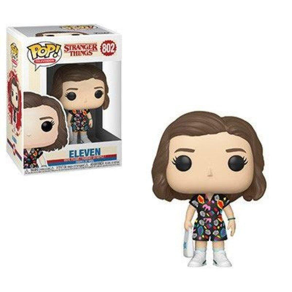 Pop Television: Stranger Things S3: Eleven at the Mall - Fandom