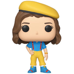 POP TV: Stranger Things - Eleven in Yellow Outfit (Exc) - Fandom