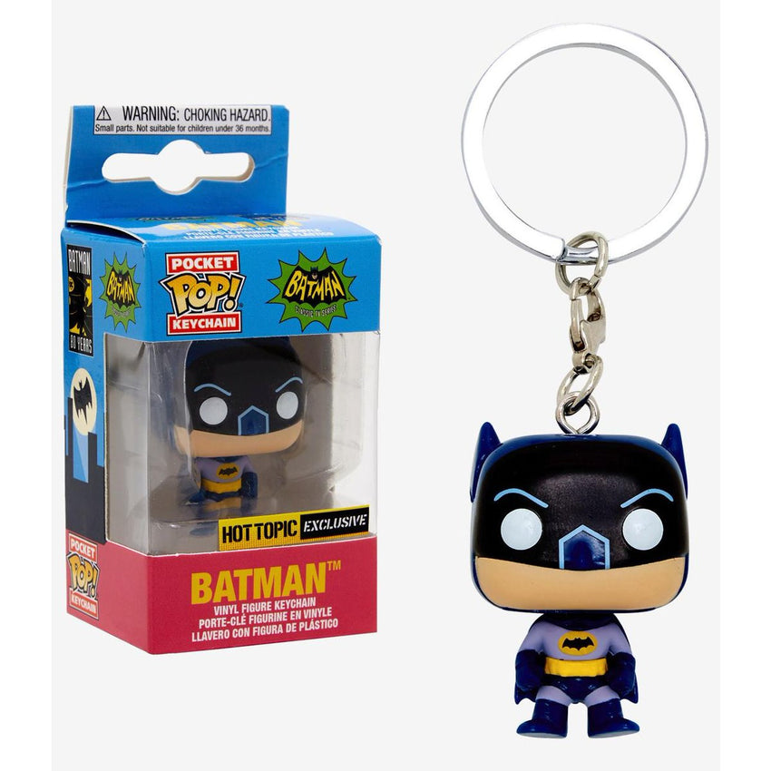 POP Keychain: Batman 80th- Batman - Fandom