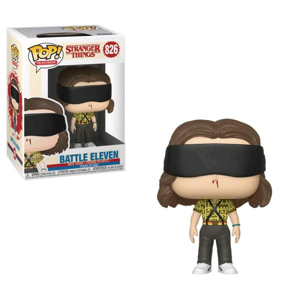 Pop Television: Stranger Things S3: Eleven (Battle) - Fandom