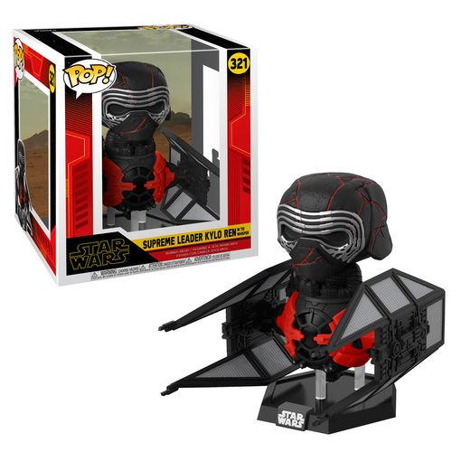 POP Deluxe: Star Wars Ep 9 - Kylo Ren in Tie Whisper - Fandom
