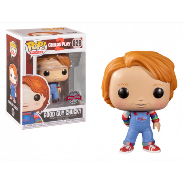 POP Movies: Childs Play - Good Guy Chucky (Exc)