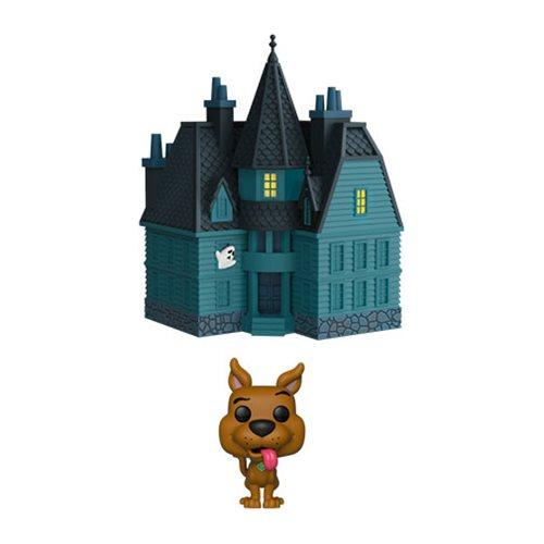 POP Town: Scooby Doo- Haunted Mansion - Fandom