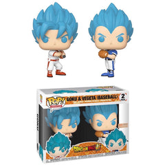 Pop Animation: DBS– Goku & Vegeta (Baseball) 2PK (Exc) - Fandom