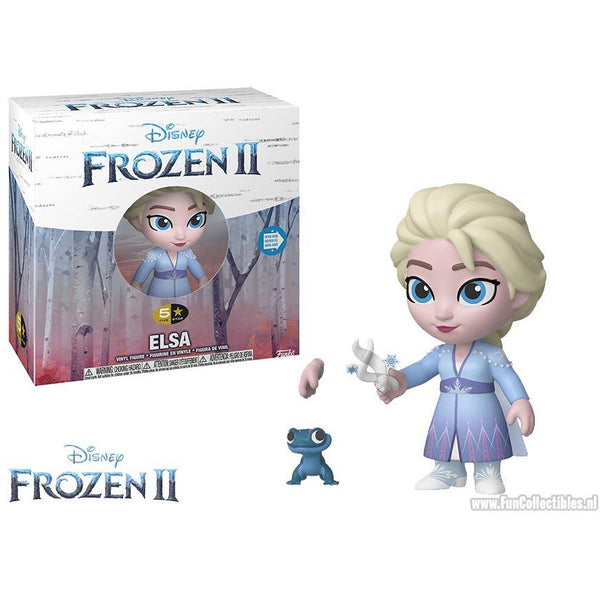 5 Star: Frozen 2 - 5 Star Elsa - Fandom