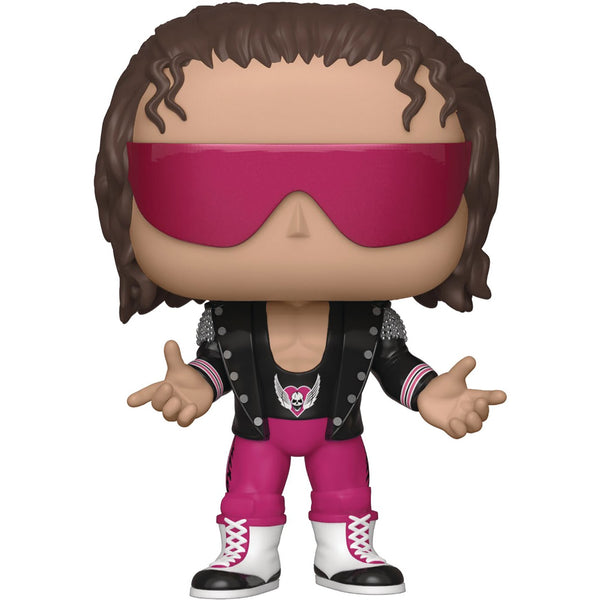 POP WWE: Bret Hart (w/ jacket) - Fandom