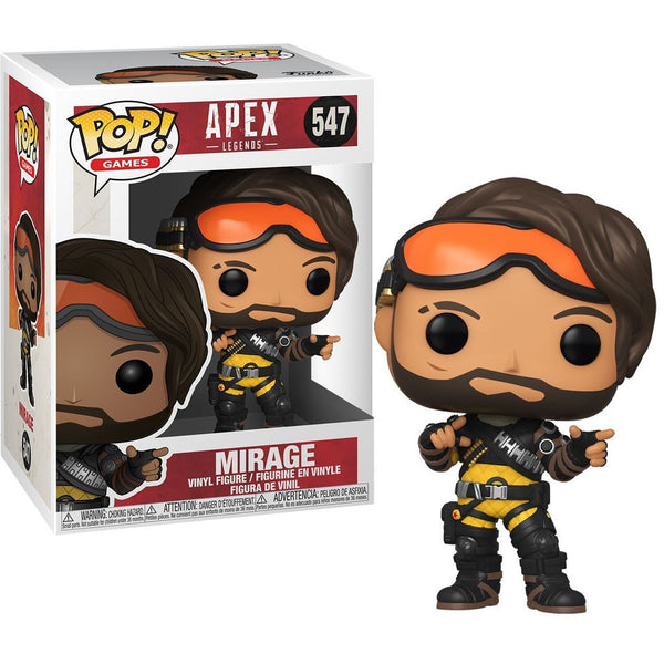POP Games: Apex Legends - Mirage - Fandom