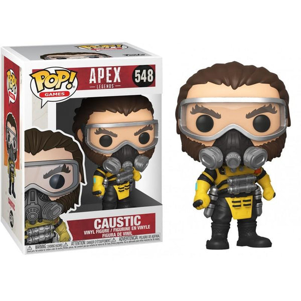 POP Games: Apex Legends - Caustic - Fandom