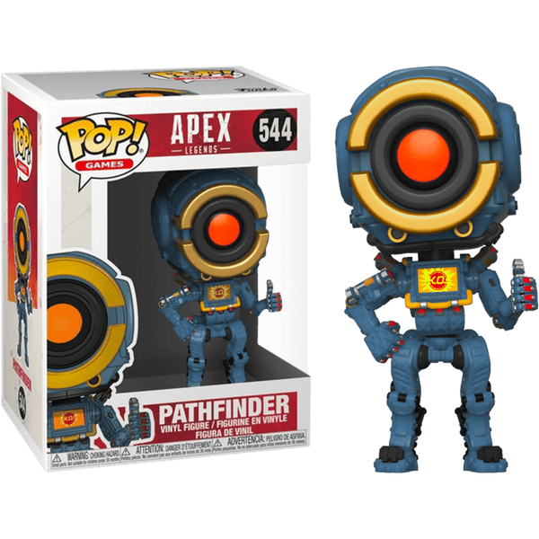 POP Games: Apex Legends - Pathfinder - Fandom