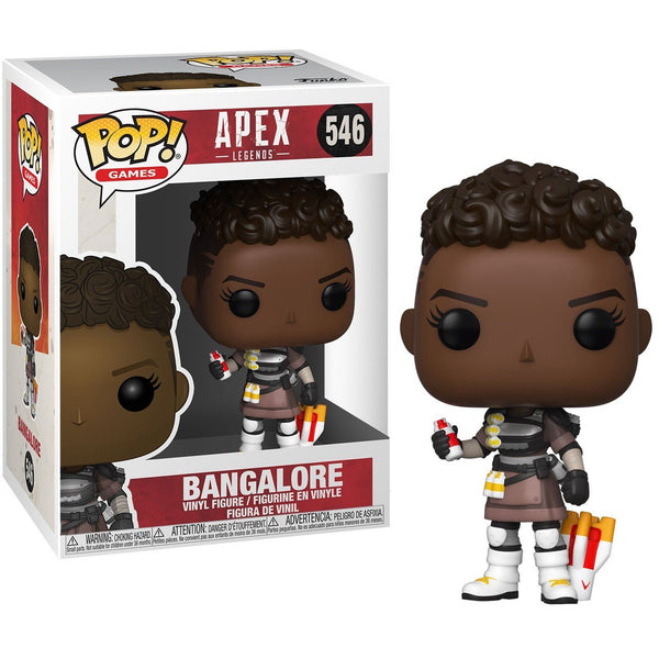 POP Games: Apex Legends - Bangalore - Fandom
