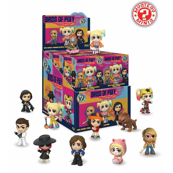 Mystery Minis: Birds of Prey- 12PC PDQ - Fandom