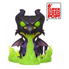 "POP Disney: Villains - Dragonw/Flames 6"" (MT)(GW) (Exc) - Fandom"
