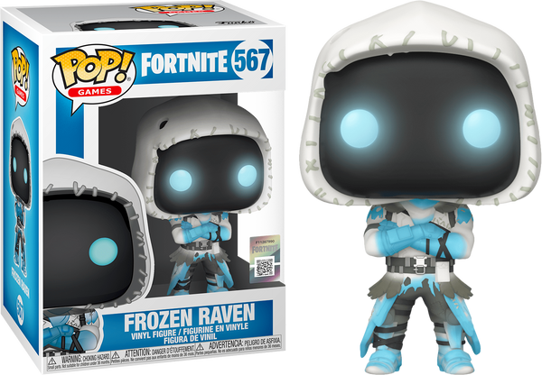 POP Games: Fortnite - Frozen Raven - Fandom