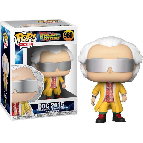 POP Movie: BTTF- Doc 2015