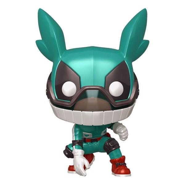 POP Animation: MHA S5 - Deku w/Helmet (MT) (Exc) - Fandom