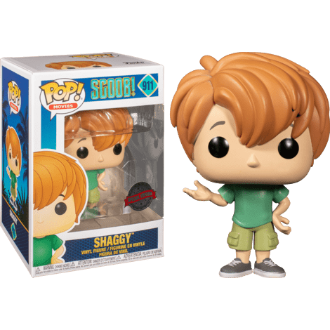 POP Animation: IE Scooby Doo - Young Shaggy (EXC) - Fandom
