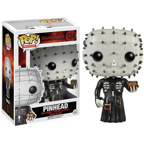 POP Movies: Hellraiser - Pinhead - Fandom