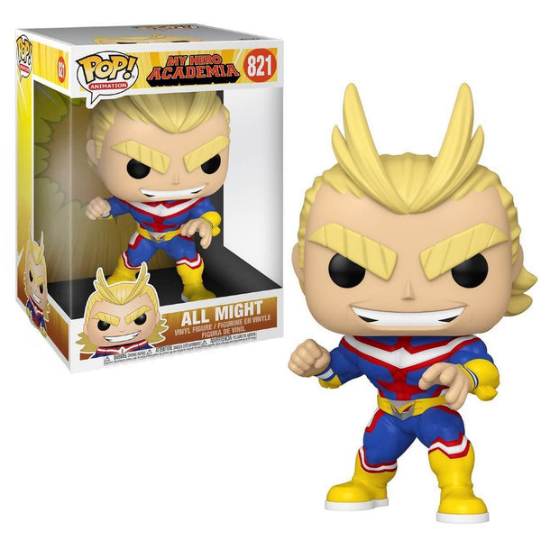 "POP Animation: MHA- 10"" All Might"