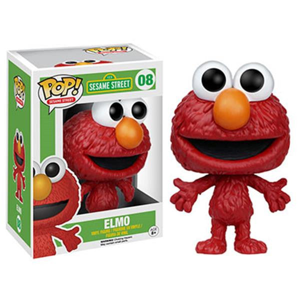 POP TV: Sesame Street - Elmo - Dubai Hero - 1