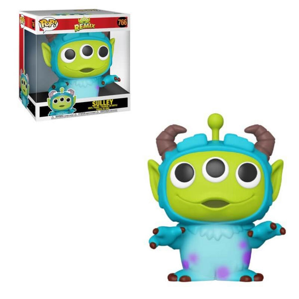 "POP Disney: PixarAlienRemix -10"" Sulley"