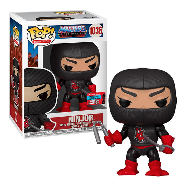POP Animation: MOTU- Ninjor (NYCC Exc)