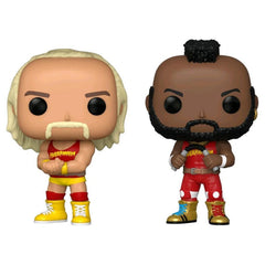 POP WWE: 2PK Hulk Hogan & Mr. T (Fandom Exc)