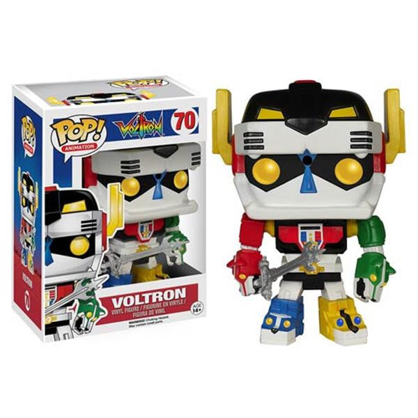 POP TV: Voltron - Voltron - Fandom