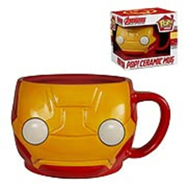 POP Home: Avengers 2 - Iron Man Mug - Fandom