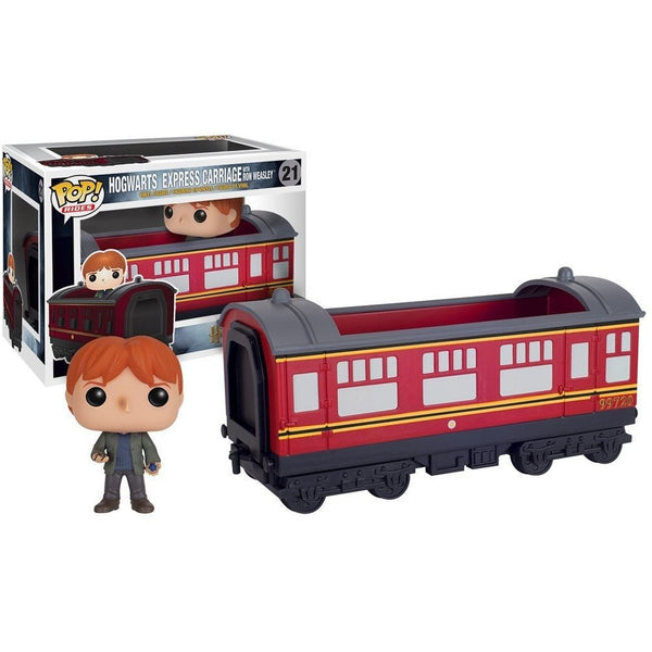 POP! Rides: Harry Potter: Hogwarts Express Car & Ron - Fandom