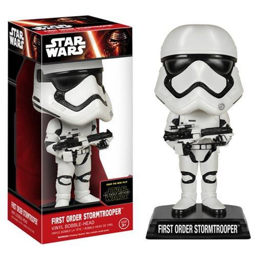 Wacky Wobbler: Star Wars - First Order Stormtrooper - Fandom