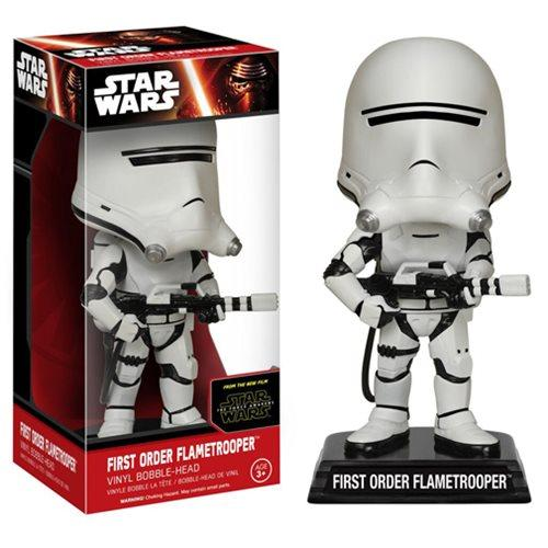 Wacky Wobbler: Star Wars - First Order Flametrooper - Fandom