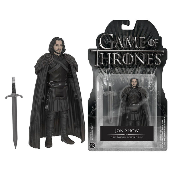 Action Figure: GOT - Jon Snow - Fandom