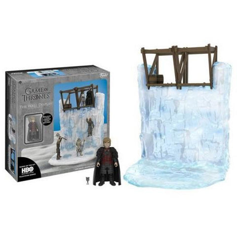 Action Figure: Game of Thrones: The Wall Display & Tyrion