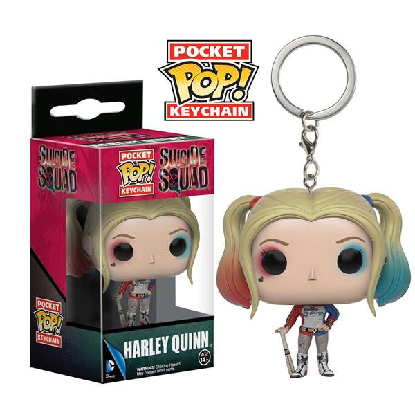 POP Keychain: Suicide Squad - Harley Quinn - Fandom