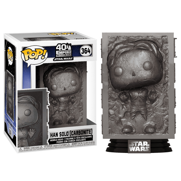 POP Star Wars: Star Wars- Han in Carbonite - Fandom